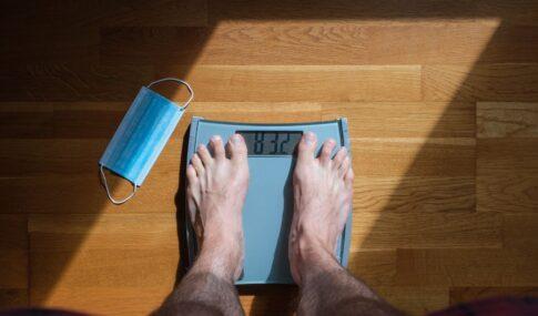 Lose Lockdown Weight Gain